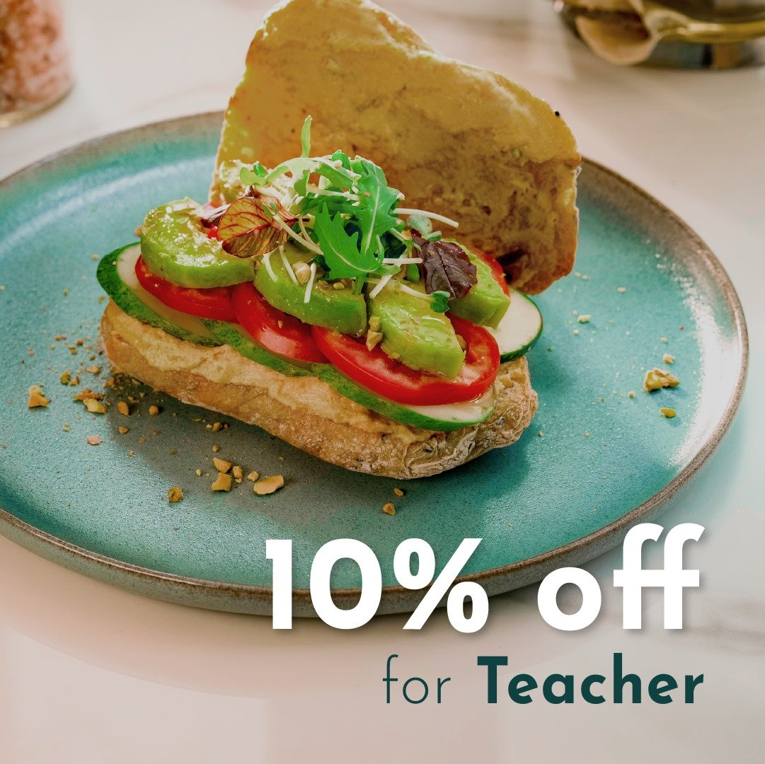 Feature | 10% OFF for Teachers