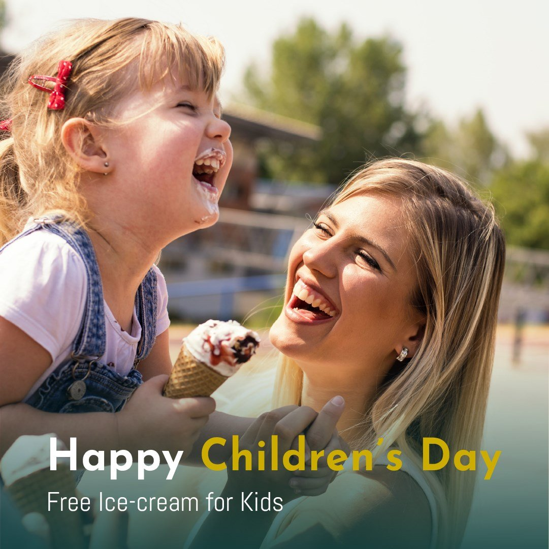 Feature | Tuesday, June 1st Children's Day